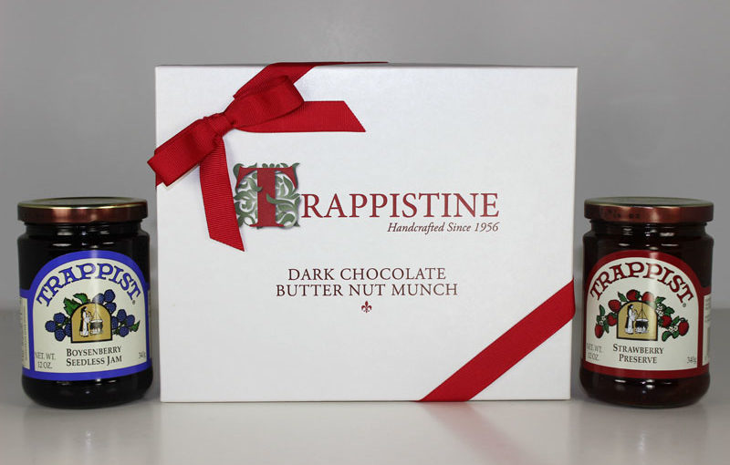 Monastery Treat with Trappist Preserves